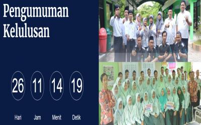 Pengumuman Kelulusan Tahun Pelajaran 2019/2020 - SIPKO Madrasah