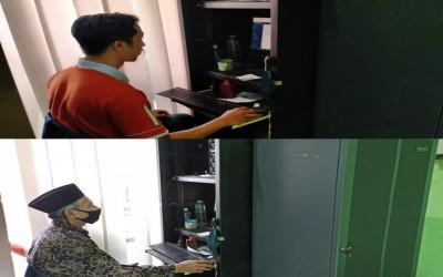 Hanya 1 Server untuk 660 Peserta, MTsN 6 Tulungagung Jawa Timur Laksanakan Penilaian Akhir Tahun 2019/2020 Secara Online