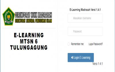MTsN 6 Tulungagung Pelopor Pembelajaran Daring